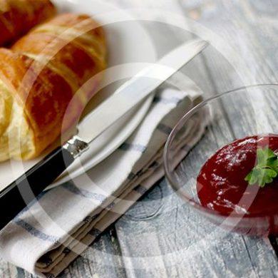 Strawberry Jam Tart